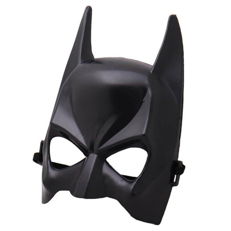 Vaikiška/Vyriška Betmen'o karnavalinė kaukė