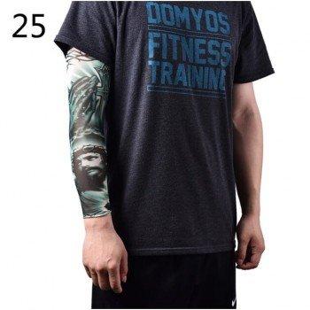 Tattoo elastingos rankoves