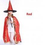 Vaikiskas burtininko karnavalinis kostiumas