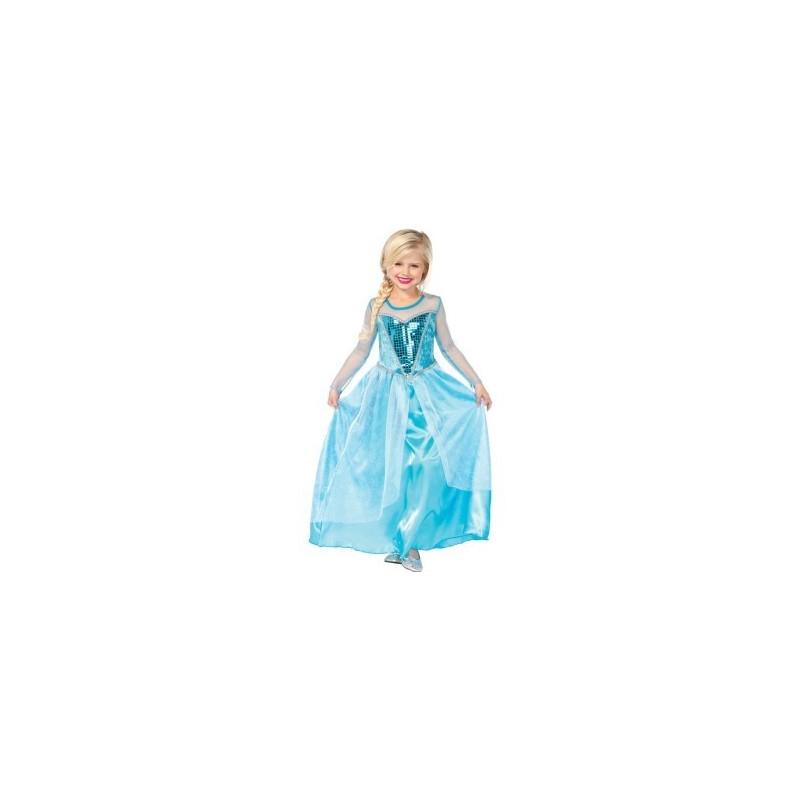 Princeses karnavaliniai drabuziai mergaitems