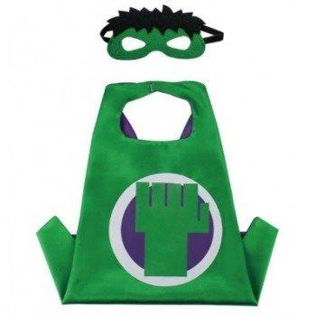 Hulko personazo karnavaliniai rubai vaikams