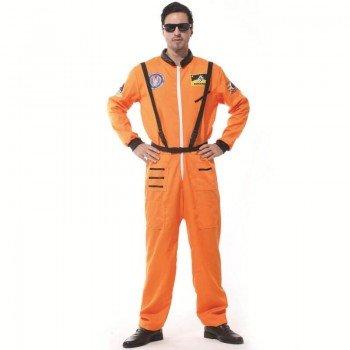 Astronauto karnavalinis kostiumas suaugusiems