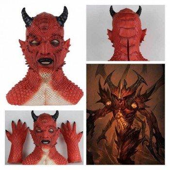 Diablo 3 karnavalines kaukes