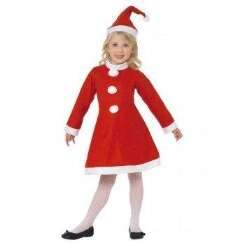 Kalėdinė suknelė mergaitems...