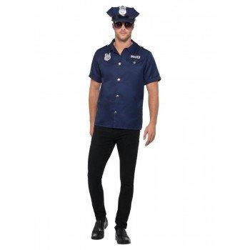 Policininko karnavaliniai...