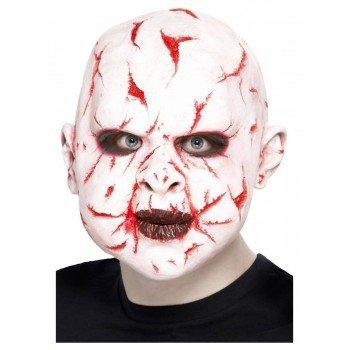 Randinė veido kaukė helovinui