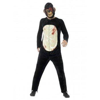 Zombio šimpandzės...