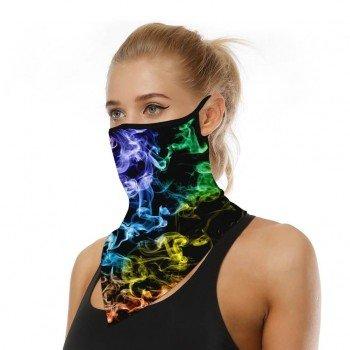 3D veido kaukės, skarelės B24