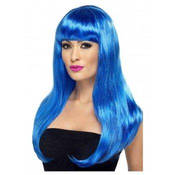 Karnavalinis, ilgas mėlynų...