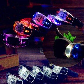 LED šviečiančios apyrankės...