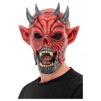 Velnio karnavalinės kaukės...