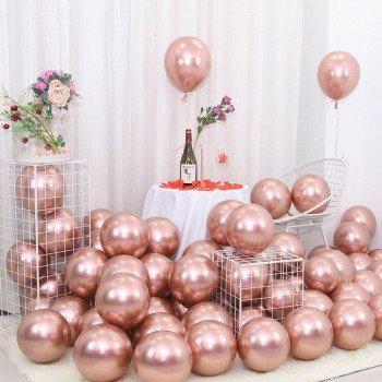 Rožiniai balionai įvairioms...