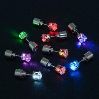 LED auskarai (2vnt)