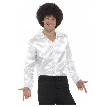 60-ųjų balti marškinėliai